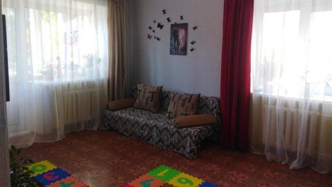 Продается 1 комнатная квартира в ЗАТО Звёздный Пермского края