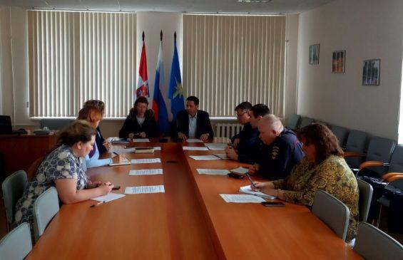 Подготовка к выборам депутатов Думы ЗАТО Звёздный продолжается.