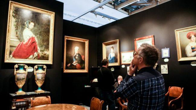 В Пермской художественной галерее открыта выставка «Сокровища музеев России».