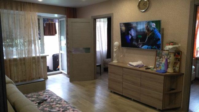 Продается 3-х комнатная квартира в ЗАТО Звёздный Пермский край