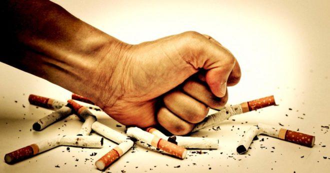 Отказаться от курения раз и навсегда