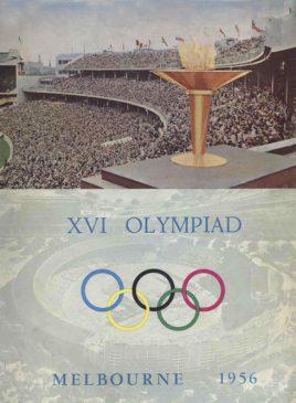 XVI летние Олимпийские игры в Мельбурне (Австралия)