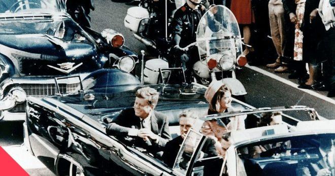 Убийство Джона Кеннеди — одно из самых громких политических преступлений 20 века