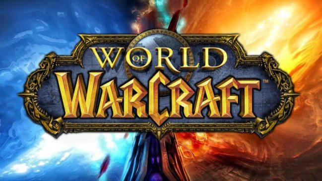 Логотип игры World of Warcraft
