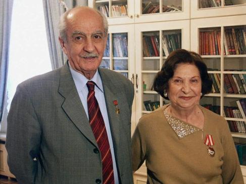 Супруги Вартанян