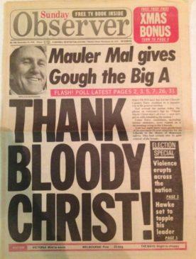 Газета «The Observer»
