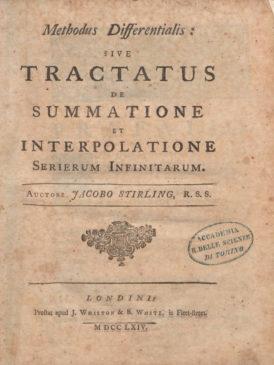 Methodus differentialis (1764)