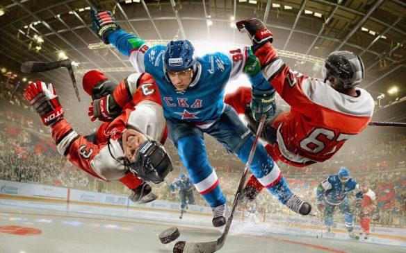 Да здравствует хоккей!