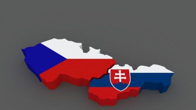 Чехословакия исчезла с карты Европы, а появились два независимых государства