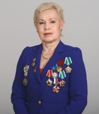 Рима Акбердиновна Баталова