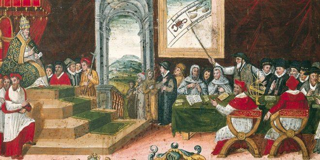 Современный календарь берет начало от древнеримского