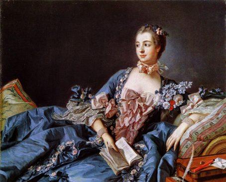 Маркиза де Помпадур.