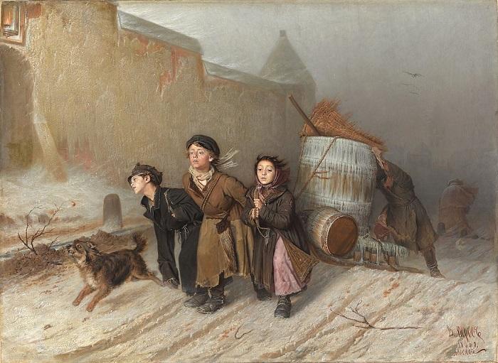 «Тройка» (1866)