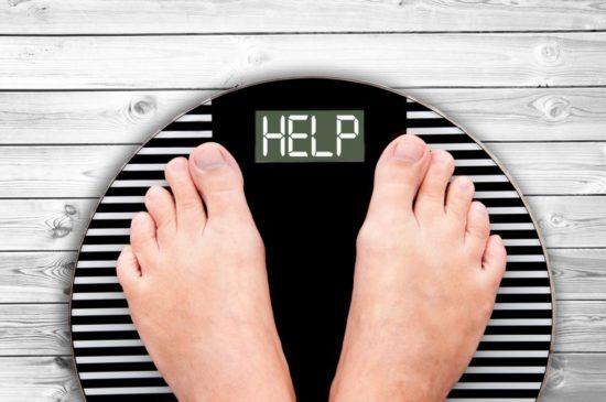 За несколько январских дней организм легко набирает 3-5 кг