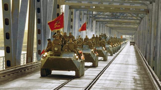 К 15 февраля 1989 года все воинские части СССР были полностью выведены из Афганистана