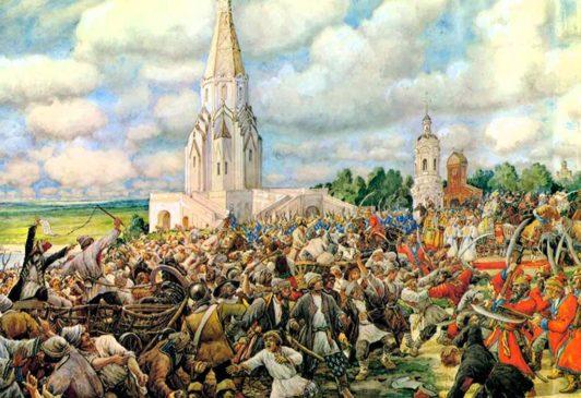 «Медный бунт» (картина Эрнеста Лисснера, 1938)