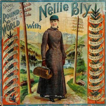 Нелли Блай - путешественница вокруг света