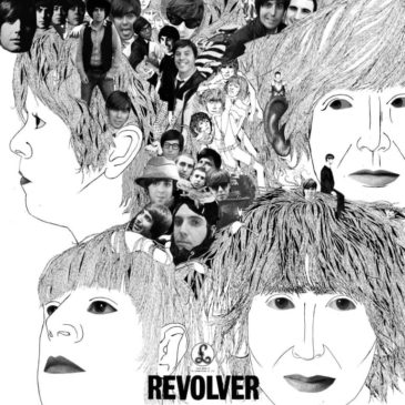 Обложка альбома The Beatles «Revolver»