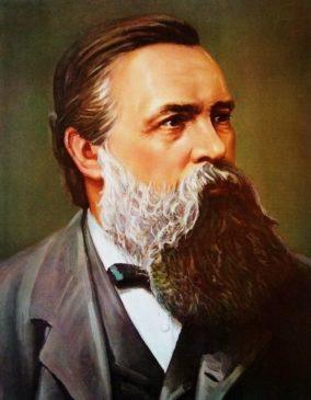 Портрет Фридриха Энгельса
