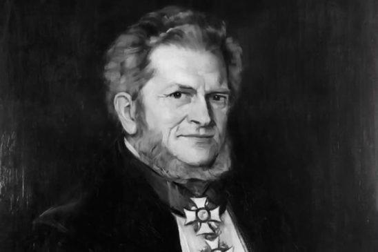 Портрет Христофа фон Зигварта