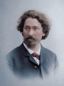 Портрет Ильи Ефимовича Репина