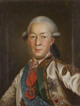 Генерал граф Чернышев