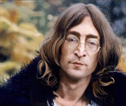 Джон Леннон, английский музыкант, певец, поэт, композитор, один из основателей группы «The Beatles».