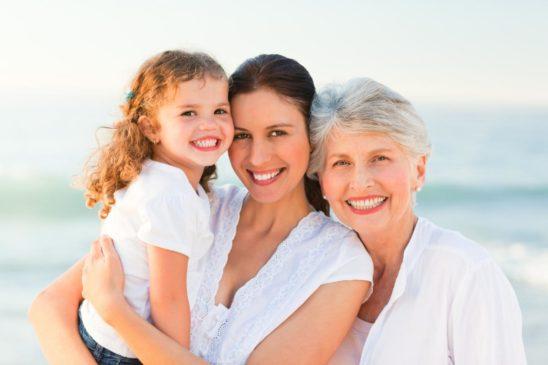 Здоровые и счастливые девочки - в будущем счастливые мамы