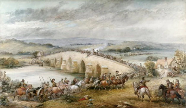 Битва при Престоне