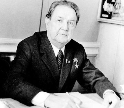 Георгий Мокеевич Марков