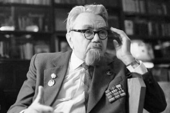 Александр Петрович Казанцев
