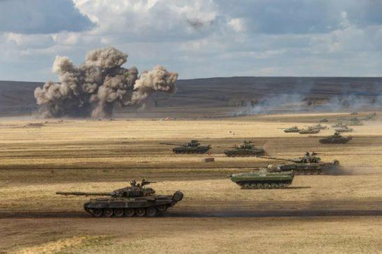 Танковые войска – род войск и главная ударная сила Сухопутных войск ВС РФ