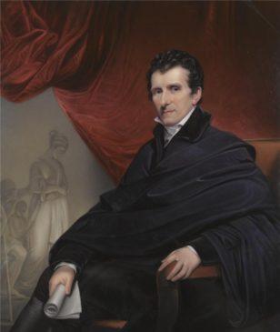 Антонио Канова (Автопортрет, 1792)