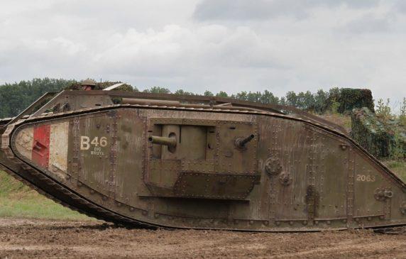 Танк Первой мировой войны