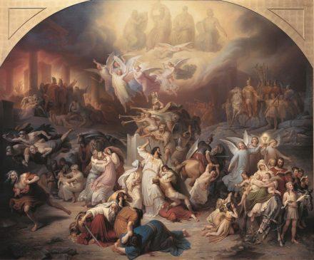 «Разрушение Иерусалима Титом»