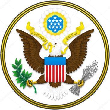Большая печать Соединенных Штатов Америки