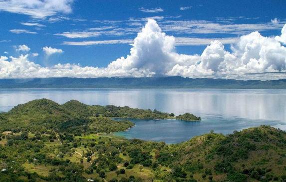 Озеро Ньяса в Африке