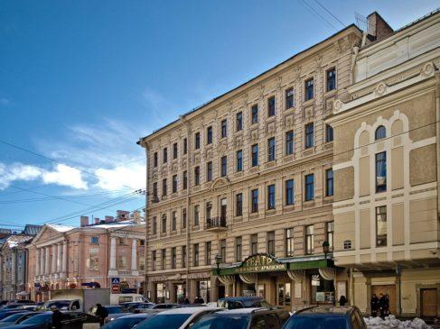 Театр имени В.Ф.Комиссаржевской
