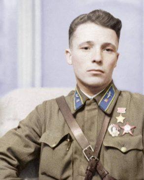 Виктор Васильевич Талалихин