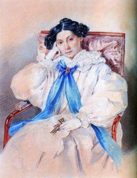 Елизавета Хитрово
