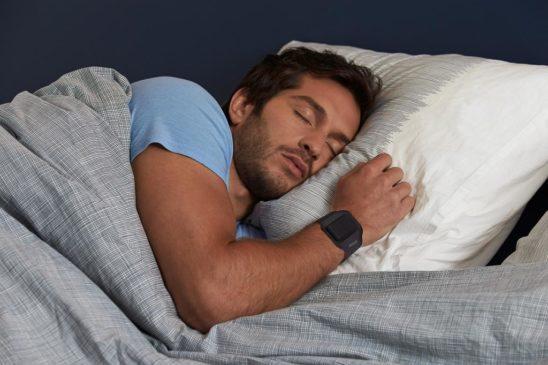 спящий человек мужчина