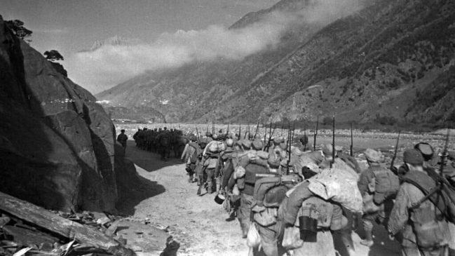 Кавказ 1943 год