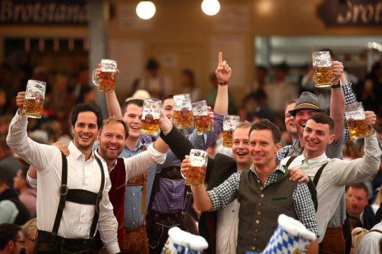 Октоберфест — праздник для любителей пива