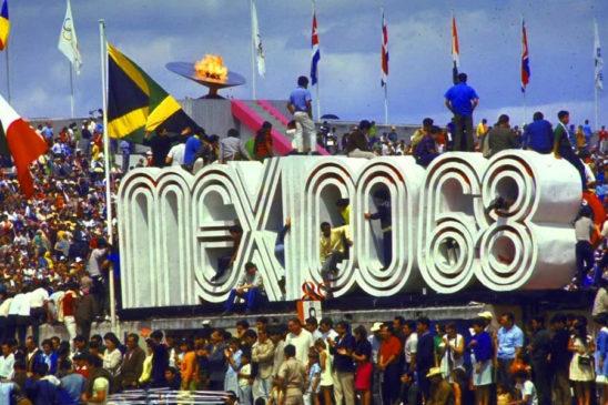 XIX летние Олимпийские игры в Мехико (Мексика)