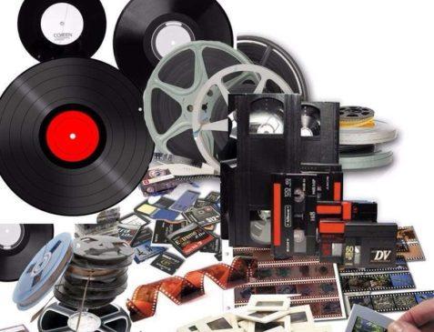 Аудиовизуальные документы стали дополнением к традиционным письменным носителям