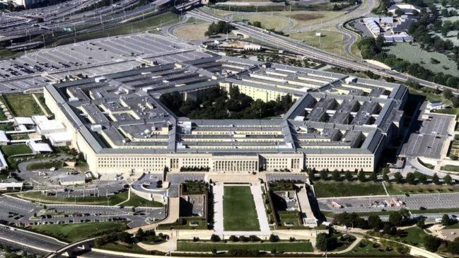 Пентагон – это символ Вооруженных сил США