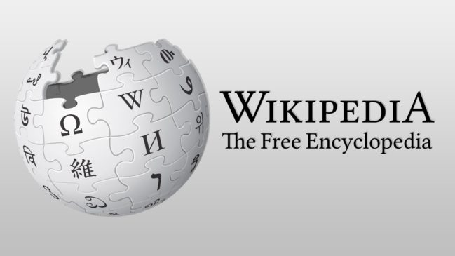 Сайт Википедия