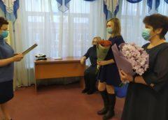 Мамы Полины Углевой и Татьяны Федоровой