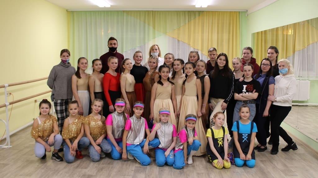 Конкурс-фестиваль хореографического творчества «Я постановщик!»