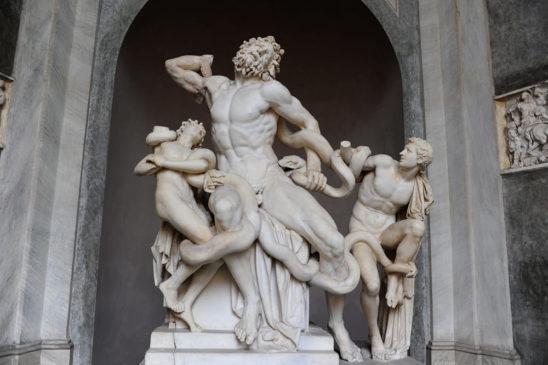 «Лаокоон и его сыновья»